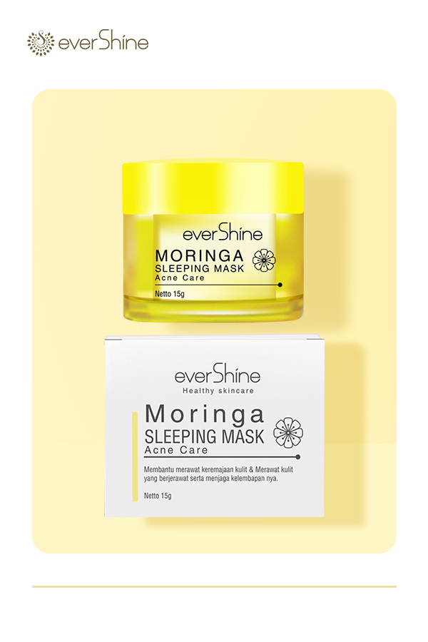 evershine Moringa Acne Care Sleeping Mask