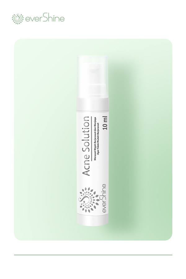 Evershine Acne Solution Gel