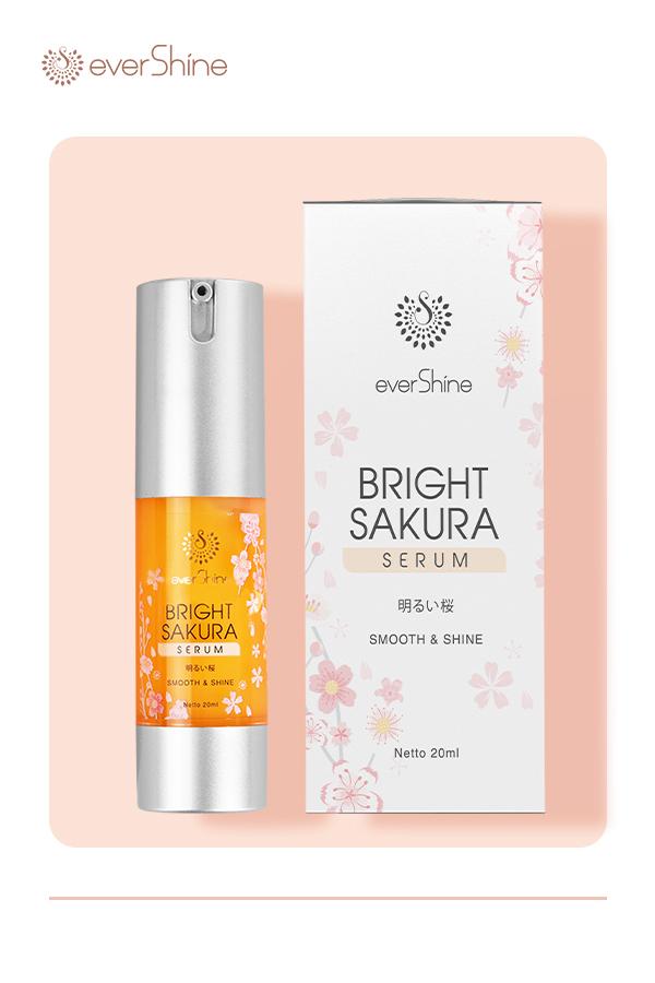 evershine Bright Sakura Serum