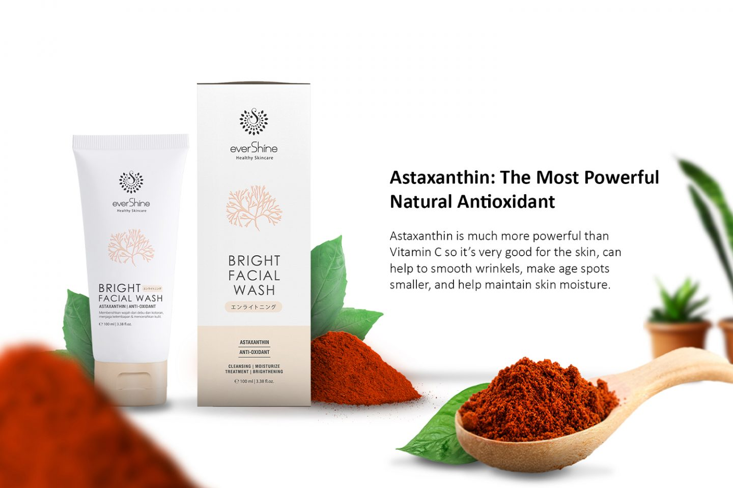 ASTAXANTHIN by evershine