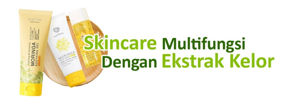 skincare multifungsi dari evershine