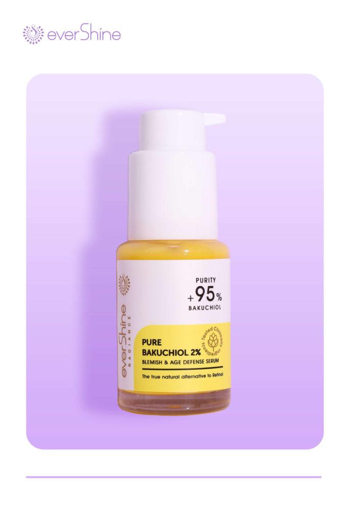Evershine Pure Bakuchiol Serum Product