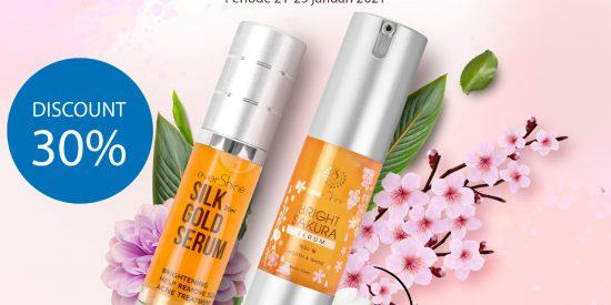 Beauty Bundling Serum by Evershine